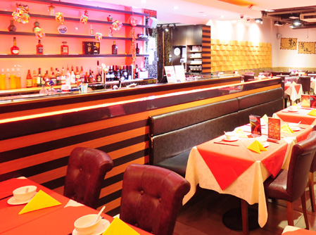 China Red Restaurant & Karaoke Bar